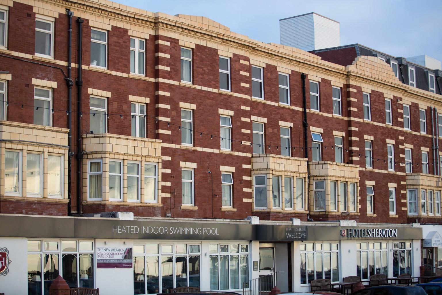 Sheraton Hotel Blackpool Blackpool Hotels