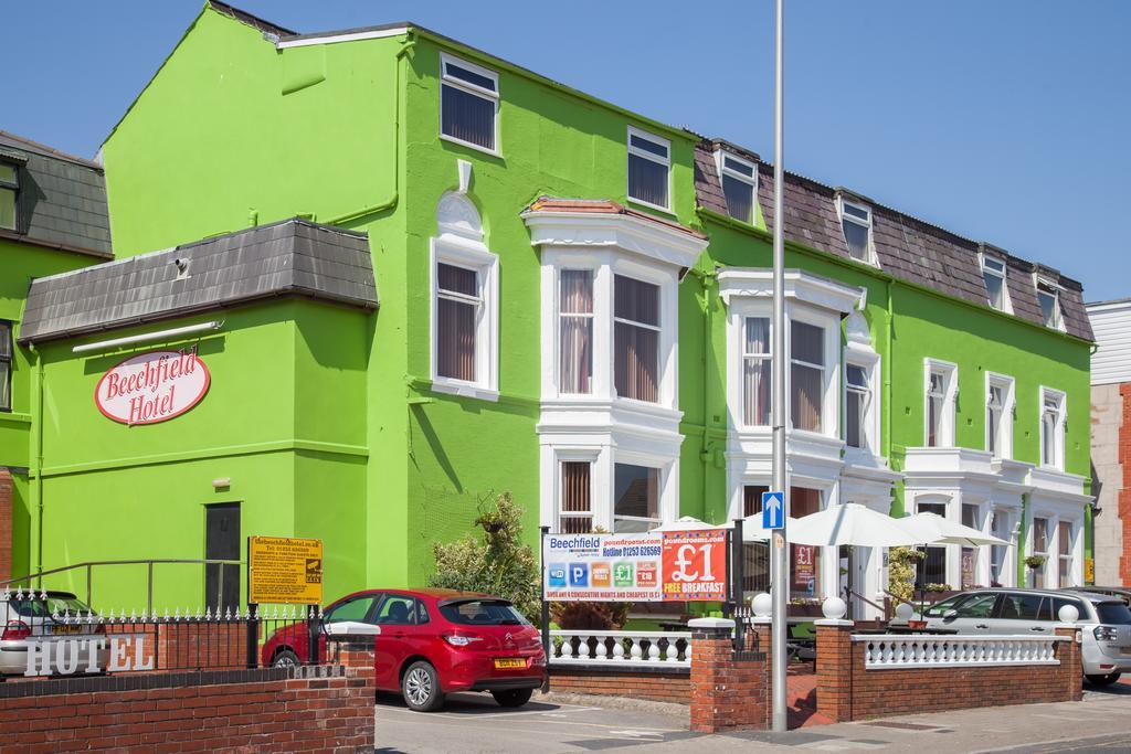 Beechfield Hotel Blackpool