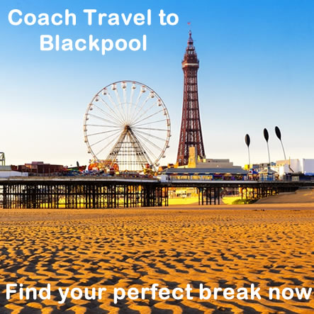 Coach Trips to Blackpool