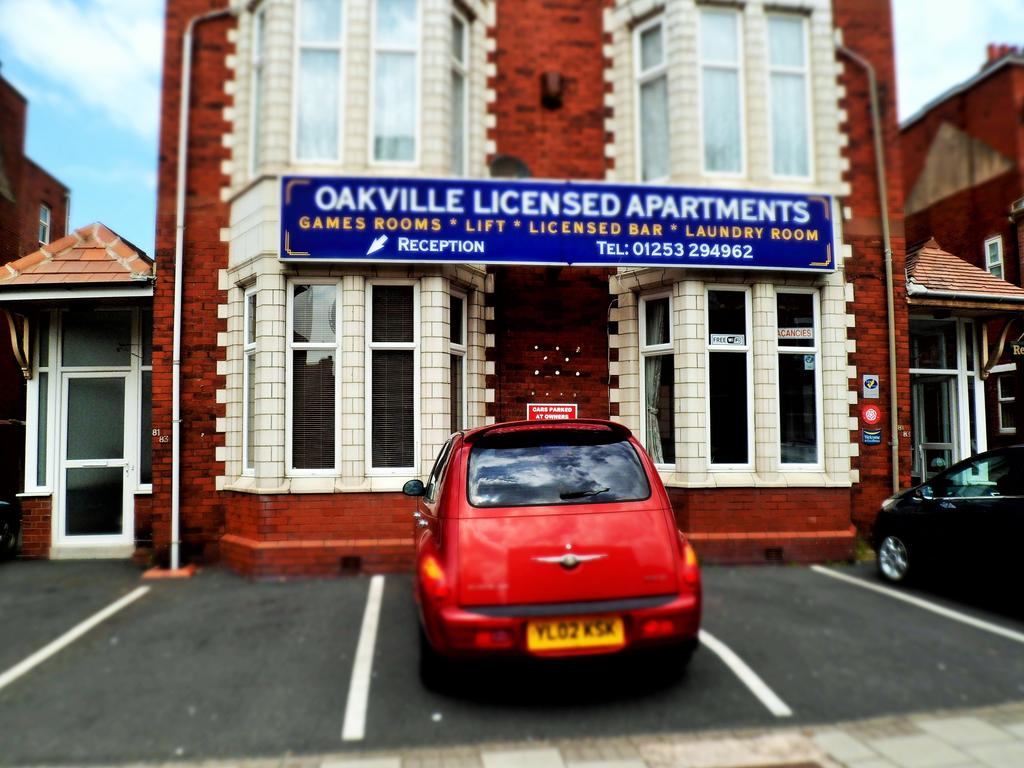 Oakville Apartments Blackpool - Blackpool Hotels - Self ...