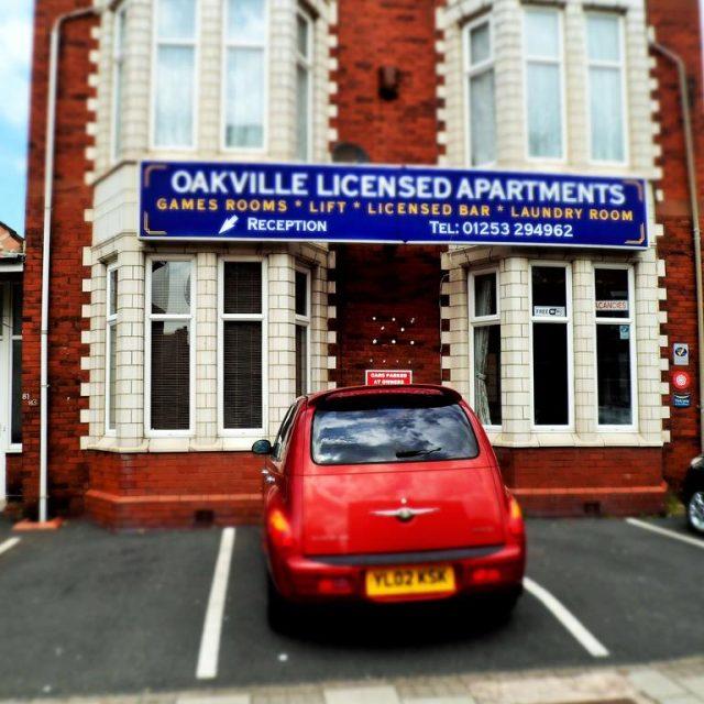 Oakville Apartments Blackpool