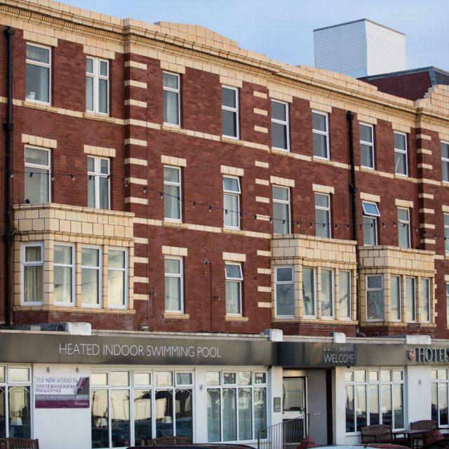 Sheraton Hotel Blackpool