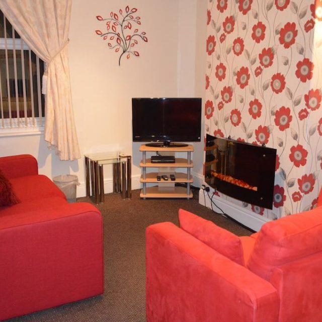 Ayrton House Apartments Blackpool