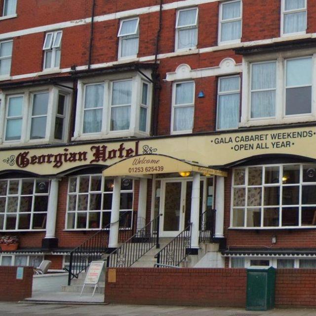 Georgian Hollies Hotel