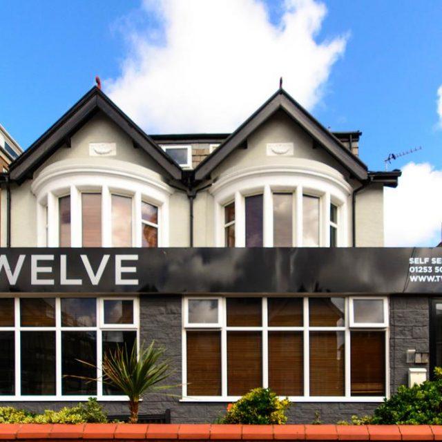 Twelve Apartments Blackpool