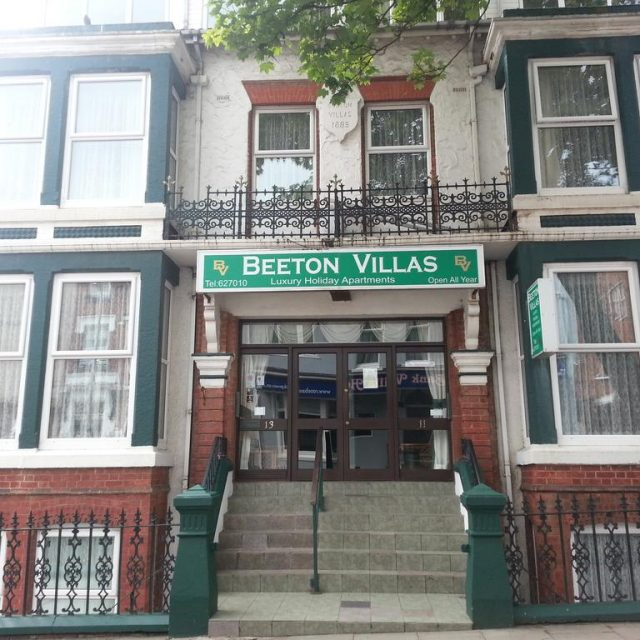 Beeton Villas Holiday Apartments Blackpool