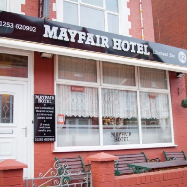 Mayfair Hotel Blackpool