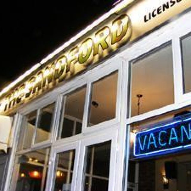Sandford Promenade Hotel Blackpool