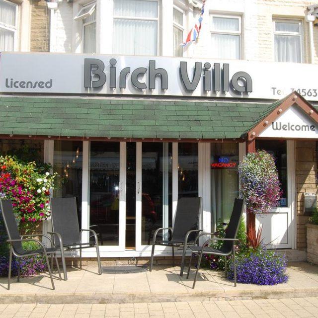 Birch Villa Hotel Blackpool