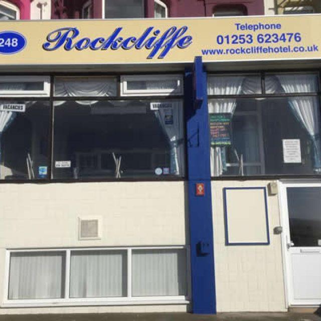 Rockcliffe Hotel Blackpool
