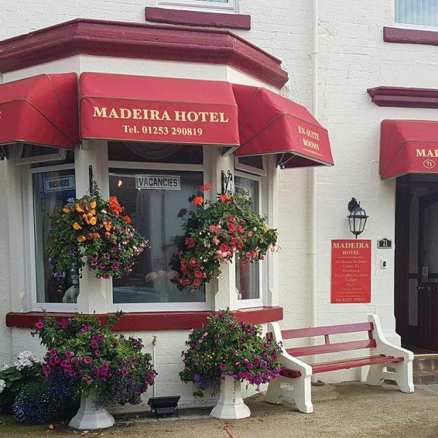 Madeira Hotel Blackpool