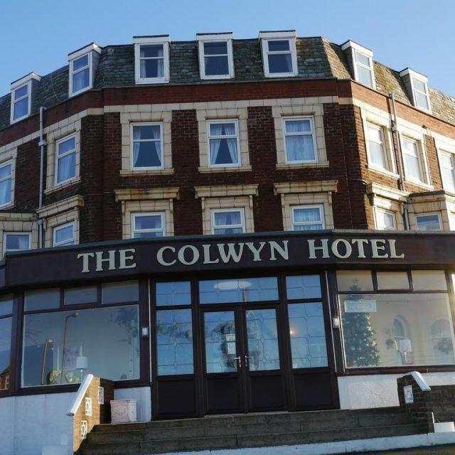 Colwyn Hotel Blackpool