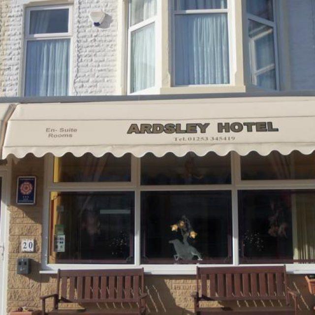 Ardsley Hotel Blackpool