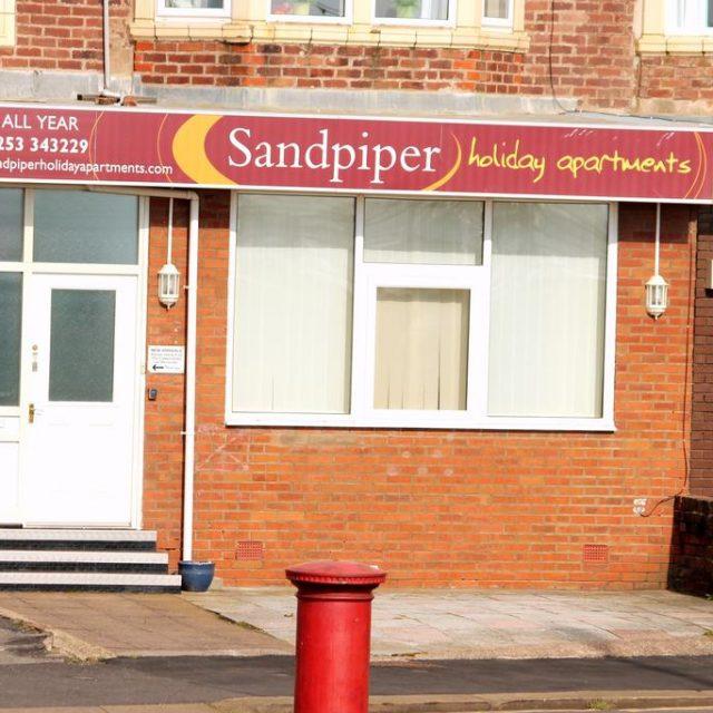 Sandpiper Holiday Apartments Blackpool