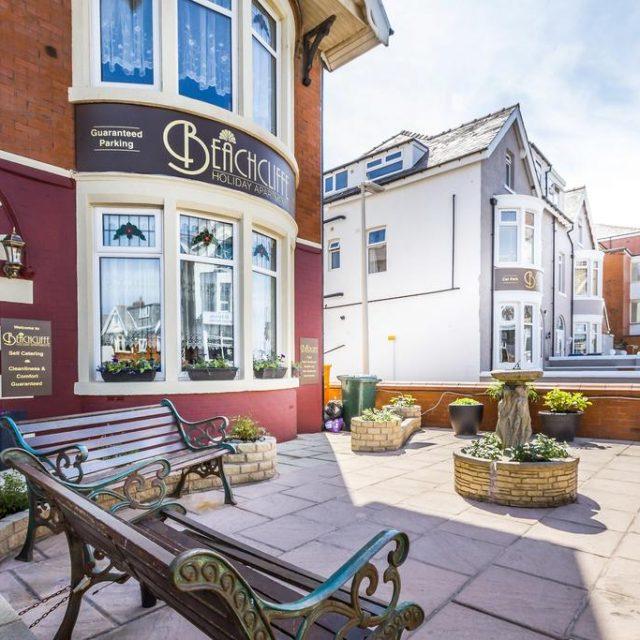 Beachcliffe Holiday Apartments Blackpool