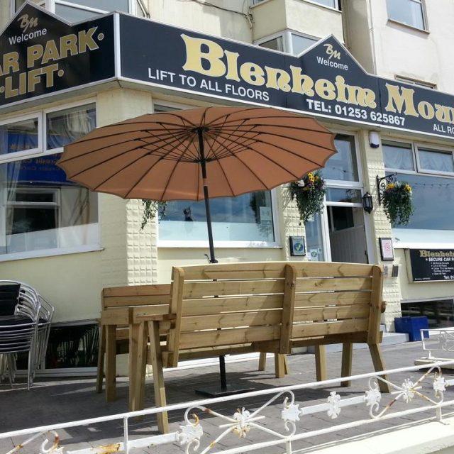 Blenheim Mount Hotel Blackpool