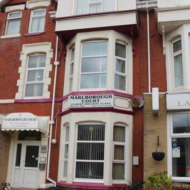 Marlborough Court Holiday Apartments Blackpool